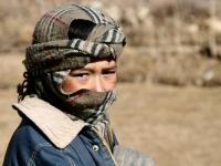 A Bamyani boy by Muzafar Ali
